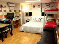 Apartment in Seoul 1 bedroom 1 bathroom sleeps 4