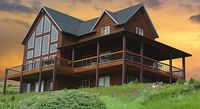 A Multi Family Cabin Overlooking Bear Lake Beautiful And Comfortable Home