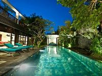 Villa in Legian 5 bedrooms 5 bathrooms sleeps 10