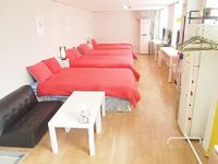 Apartment in Seoul 1 bedroom 1 bathroom sleeps 8