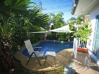 Villa in Tambon Bang Sa Re 2 bedrooms 2 bathrooms sleeps 6
