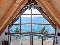 Cute as Can Be Waterfront Chalet with Fabulous Views Near Friday Harbor