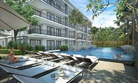 Apartment 514 m from the center of Rawai with Internet Pool Air conditioning Lift 506400