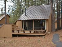 Updated Cabin Private Deck Flat Screen TV 4 Unlimited SHARC Passes