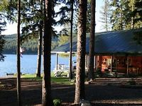 McGregor Lake Guest Ranch on 2 5 Acres with 175 of Frontage