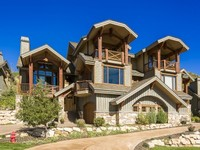 Luxury Home in Park City with amazing Views of the Resorts