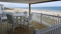 Custom Direct Oceanfront Home with 3 Bedrooms Summer Open