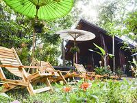 A Small Yet Beautiful Quiet Villa Located At The Underground City Of Chiangmai