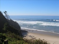 7c s Private Oceanfront Cabin near Hug Point Arch Cape and Cannon Beach