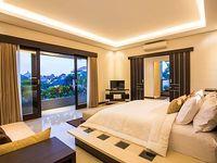 The 3 Bedroom Private Villa With 3 En-Suite Bathrooms With Garden View