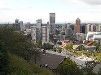 Fantastic View Apartment Above Downtown Portland