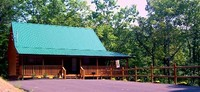 THE NEW FRONTIER LOG CABIN WINTER SPECIAL RATES NOW AVAILABLE