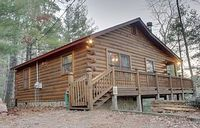 LOCATED IN CHERRY LOG 2BR 1BA Awesome Mountain View Private Hot Tub With Romantic Lighting Wifi Upscale Furnishings Gas Grill Wood Burning Fireplace Close To Benton Mackay Trail And Two Lakes Where Fishing Is Allowed Sleeps 4