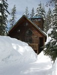 Raven s Nest Cabin with Mt Hood View from Observation Tower