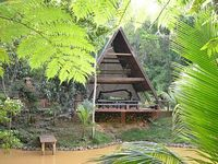 Boutique Inn Luxury cabins in the Puerto Rican Rainforest Cabin 2 King Bed