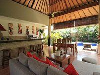 VILLA OCEANE 3 bedrooms 6 7 p with swimming pool in SEMINYAK OBEROI BALI