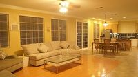 4 Bed 2 5 Bath with large entrance dining and living room 2 floors