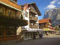 Apartment Im Tuftli in Grindelwald Bernese Oberland - 2 persons 1 bedroom