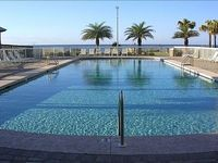 GULF FRONT - Lovely 2BR Beach Front Condo Seaside B R Club 3703