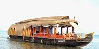 Boat in Kumarakom 2 bedrooms 2 bathrooms sleeps 4