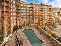1 Bedroom 1 Bathroom Suite with Kitchenette at Canyons Resort