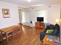 Budget 1 bedroom first floor apartment ideal for 1 or 2 people