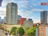 A modern condo in the heart of Seattle s Belltown district-walk to the sights