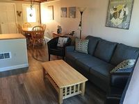 Great updated condo minutes to Sunday River base lodges