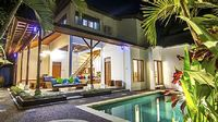 Villa in Seminyak 3 bedrooms 3 bathrooms sleeps 7