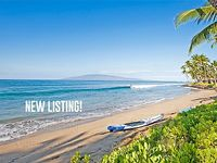 New Listing 4 Bedroom Townhome in Oceanfront Gated Community of Puamana