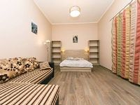 Apartment in Kyiv 1 bedroom 1 bathroom sleeps 3