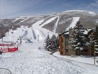 Snowflower Park City 2 BR 2 BA Ski-in and Ski-Out Condo