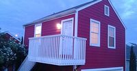 Becky s Guest House With Its Classic Cottage Charm Is Vibrant And Cozy
