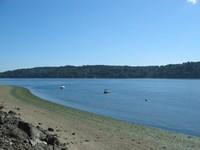 Puget Sound Beachfront Cabin - Gone Fishin SUMMER SPECIAL 169 nt