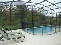 Luxury 5 Bed 4 Bath villa near Disney Pool with Conservation view