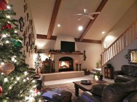 4th Night Free Picture Perfect Luxury Chalet on River- Hot Tub Pool Table