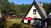 Holiday house on Usedom In idyllic camps on the Peenestrom