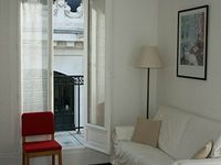 S02065 - nice studio with balcony for 3 people near Op ra in Paris