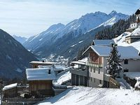Apartment Haus Christoph in Kappl Paznaun Valley - 4 persons 1 bedroom