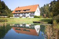 Apartment Heiligental mit 55 qm 1 Schlafzimmer f r maximal 4 Personen