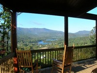 Logan s Ridge Mountain Home Spectacular Lake Mtn Views