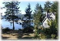 Romantic Oceanfront Cottage