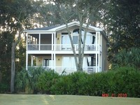 Gorgeous New House with Spectacular Marsh View Golf Cart