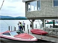 Three Adjacent Lakefront Cottages - Westview Sleeps 2-16