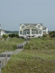 Luxury Oceanfront House in Gated Community Holden Beach NC