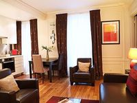 Luxury 1 Brm with Air Con Brand New 2 Bath Near Louvre-Opera-Champs Elysees