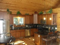 Amazing Lake Home on Big Sauk - Book Your Fall or Winter Weekend Now