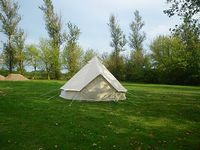 Tipi 400 - tepee camp
