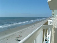 Beachfront Condo - Beach Golf Getaway - Quality with a View