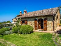 Vacation home Vineyard View in San Gimignano Tuscany Chianti - 8 persons 4 bedrooms